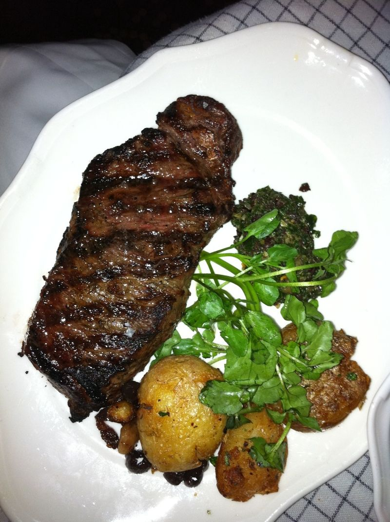 Photo steak